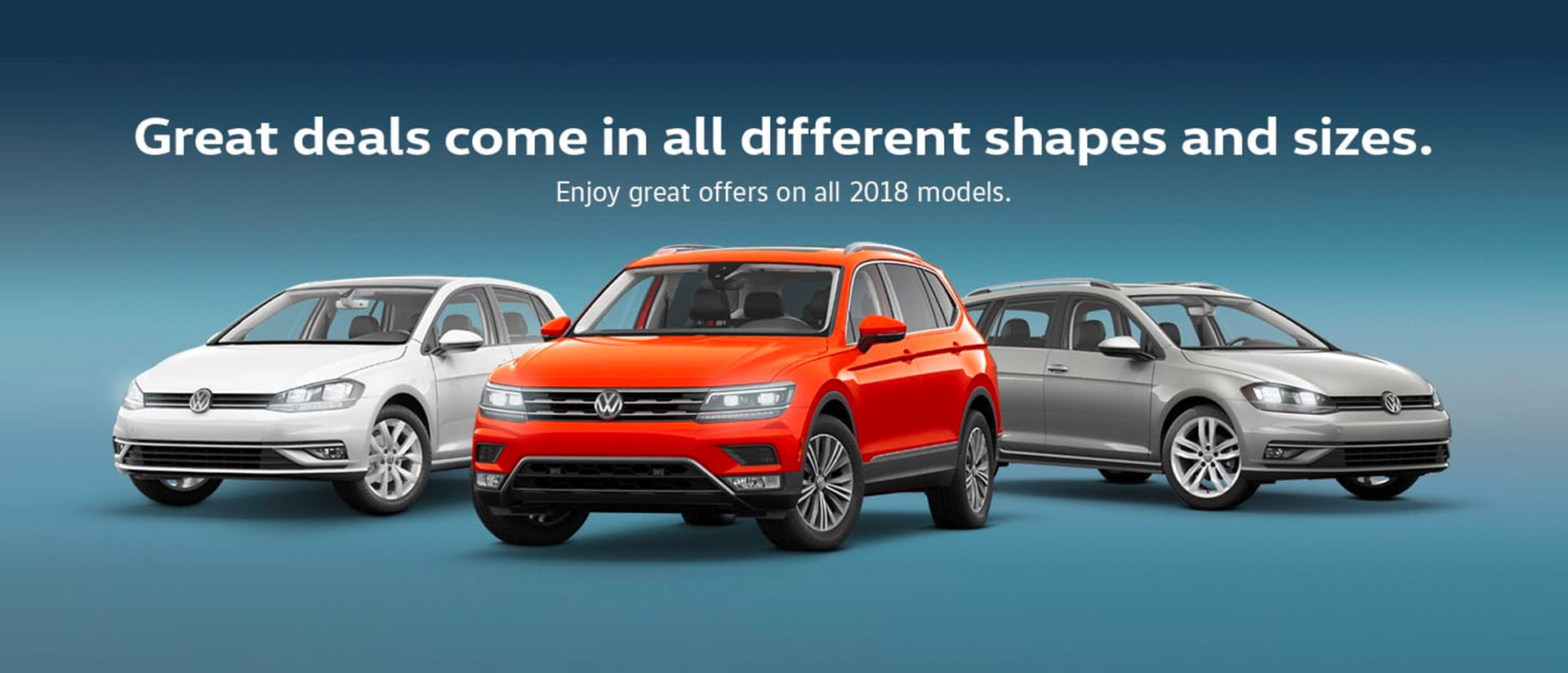 Volkswagen 2018 OEM Offer February